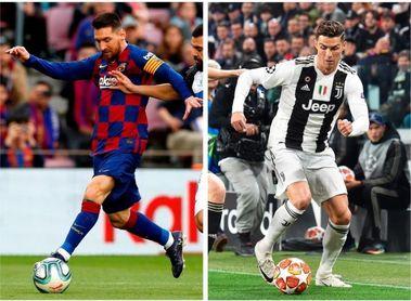 Reencuentro Messi-Cristiano; el Atlético reta al campeón Bayern