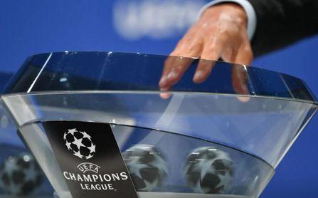 En directo: Sorteo de la fase de grupos de la Champions League.