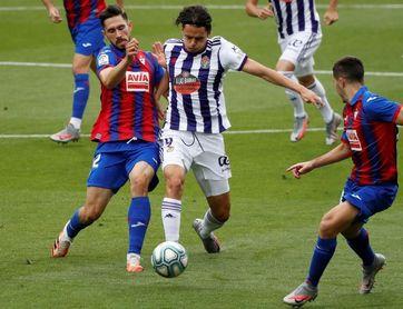 Valladolid y Eibar por la primera victoria
