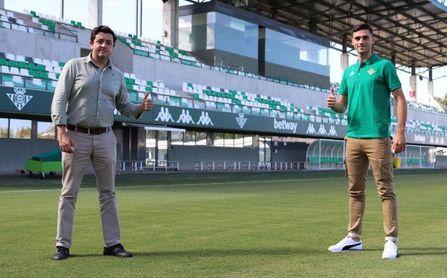 David Carmona, refuerzo confirmado del Betis Deportivo