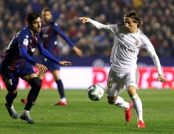 Examen de exigencia en La Cerámica a un Real Madrid con bajas