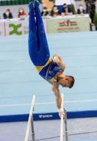 Cuatro oros para Ucrania en el regreso de la gimnasia en Szombathely