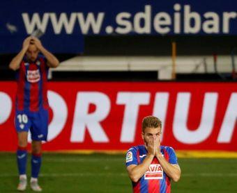 El Eibar comienza a rentabilizar sus fichajes y sale del descenso