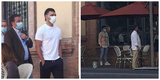 Idrissi y Rekik se encuentran ya en Sevilla