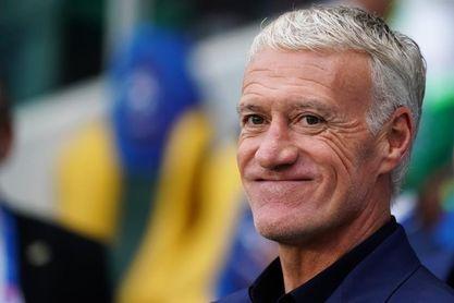 7-1. Francia se entrena ante una Ucrania muy disminuida por la covid-19