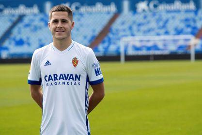 Alvaro Tejero se entrena por primera vez con sus nuevos compañeros