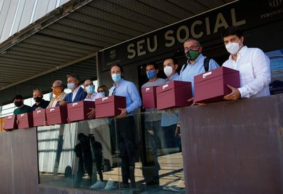 Tercera moción de censura del Barcelona que supera el corte de firmas necesarias