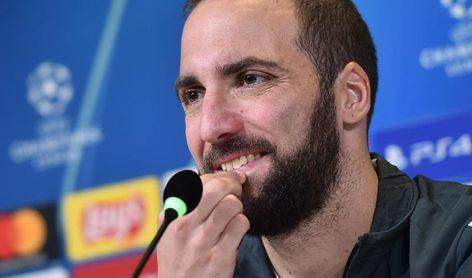 Higuaín marca primer gol en la MLS y decide triunfo de Inter sobre Red Bulls