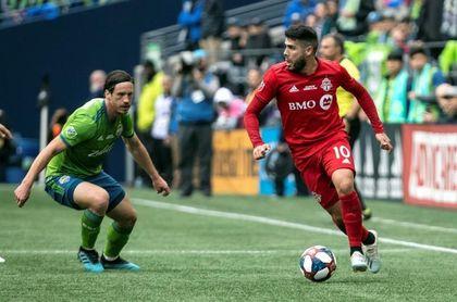 Toronto FC y Seattle Sounders consolidan lideratos; se hunde el Galaxy