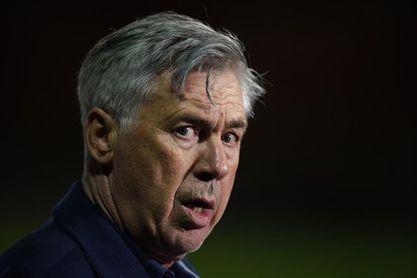 Carlo Ancelotti, elegido entrenador del mes en la Premier League