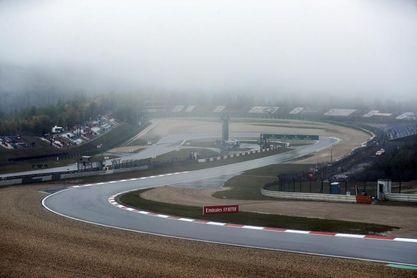 Suspendido también por mal tiempo el segundo entrenamiento del Nürburgring