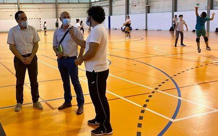 Valencina inicia el curso deportivo con 16 escuelas y 300 participantes