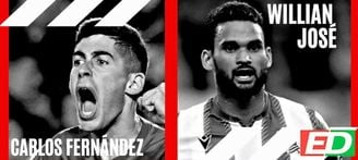 ¿Cuánto ha ganado o perdido al no cambiar a Carlos Fernández por Willian José?