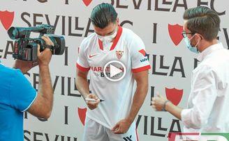 Rekik analiza para ED su fichaje por el Sevilla FC.