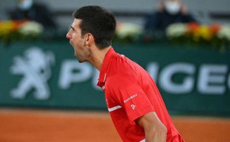 Djokovic se citó con Nadal en la final de Roland Garros.