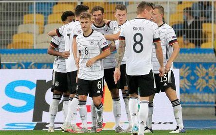 1-2. Alemania, dominio y sufrimiento