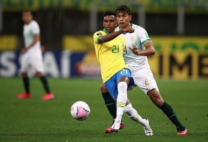 Rodrygo avisa que Brasil confía en su poder ofensivo también frente a Perú