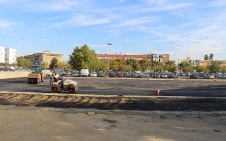 La barriada de la Cooperativa de San Juan tendrá un nuevo espacio deportivo