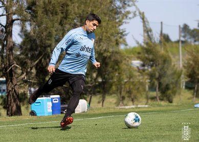 Uruguay viaja a Ecuador con la baja de Giorgian De Arrascaeta