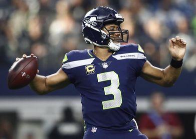27-26. Wilson y Metcalf mantienen el invicto de los Seahawks