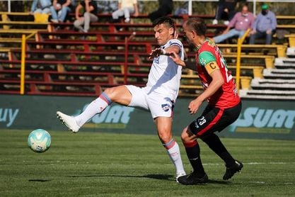 El argentino Gonzalo Bergessio, una máquina de hacer goles