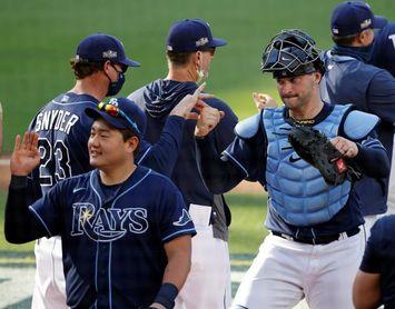 4-2. Rays, con el dominicano Margot de líder, vuelven a ganar a Astros