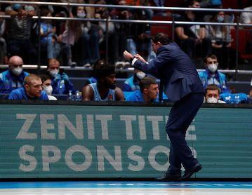 Suspendidos los partidos del Zenit ante Baskonia y Valencia