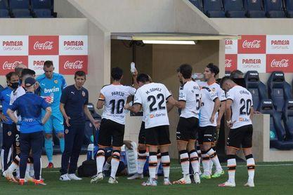 El Villarreal provocó la destitución de Celades en la última visita del Valencia