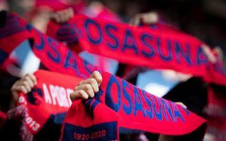 La afición de Osasuna bate récords