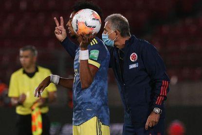 La Colombia de Queiroz muestra los dientes y consigue cuatro de seis puntos