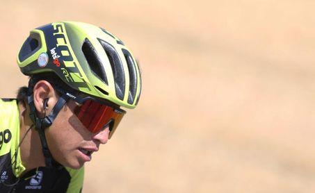 """Esteban Chaves en """"buenas condiciones"""" para la Vuelta después del Tour"""