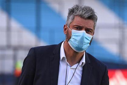 Gustavo Munúa, destituido como técnico del Nacional uruguayo