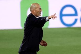 Todos los internacionales más Militao y Asensio, a las órdenes de Zidane