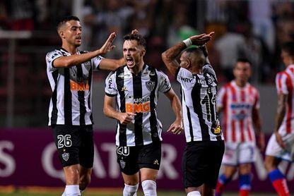 Lucha al rojo vivo entre Atlético Mineiro, Inter y Flamengo por el liderato