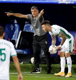 """Mendilibar espera a un Osasuna que """"está bien y tiene claro a lo que juega"""""""