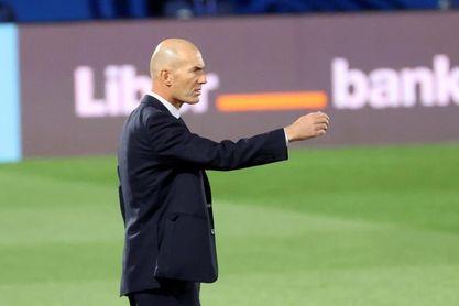 """Zidane: """"Lo más importante para Rodrygo es progresar"""""""