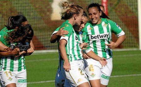 El Betis Féminas amarró un punto en el minuto 91.