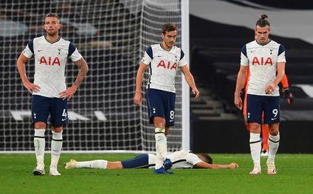 Gareth Bale, nuevo debut con el Tottenham