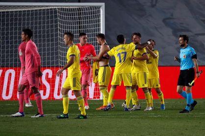 De Mallorca al Cádiz, la peor imagen del Real Madrid de Zidane