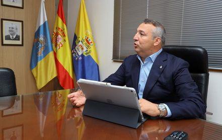 El fiscal pide 21 años de cárcel para el presidente de la UD Las Palmas