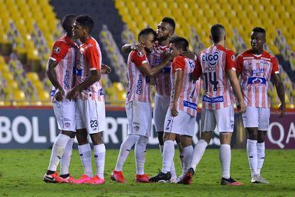 """Junior viaja a Río """"por un milagro"""" para avanzar en la Copa Libertadores"""