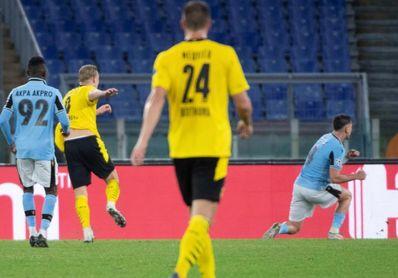 SS Lazio vs Borussia Dortmund