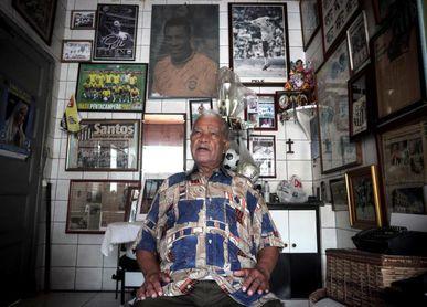 La eterna amistad entre Pelé y Didi, su peluquero desde 1956