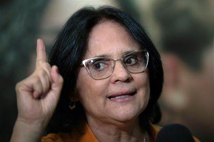 """Ministra brasileña partidaria de que Robinho vaya a prisión """"inmediatamente"""""""