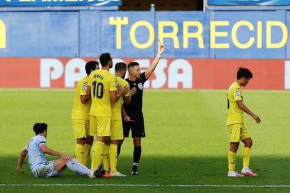 Competición quita la segunda amarilla a Kubo; dos partidos a García Yunyent