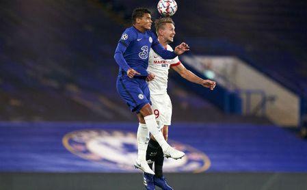 """De Jong: """"No fue fácil, el 0-0 está bien""""."""