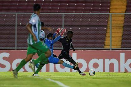 Antigua derrota al CAI desde los penaltis y avanza en la Liga Concacaf