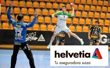 Al Helvetia Anaitasuna se le escapó la victoria por muy poco.