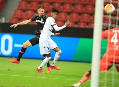 Lucas Alario encarrila la goleada del Bayer Leverkusen