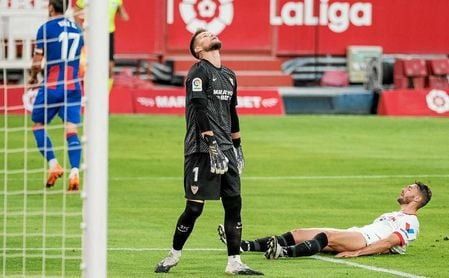Sevilla FC 0-1 Eibar: Quien avisa no es traidor.
